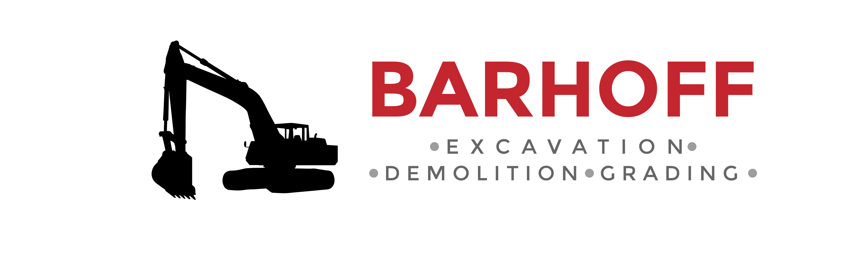 Barhoff Excavation